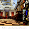 Freemasons in Ireland and further afield.