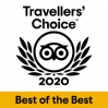 TripAdvisor Travellers Choice Awards 2020 - Best of the Best!