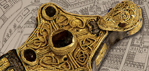 The finest exampleof early 12th century secular metalwork