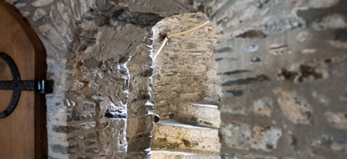 Stepping into history in Ireland's oldest civic building